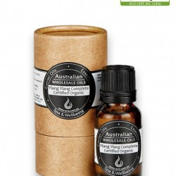 Essential Certified Organic Oils